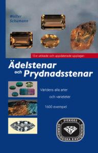 Walter Schumanns bok Ädelstenar och prydnadsstenar
